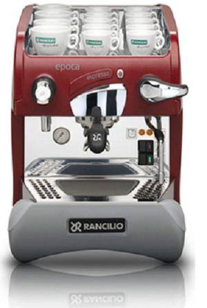 Rancilio Epoca Coffee Machine